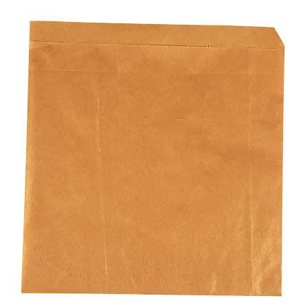 Hamburgerficka papper 19x19 cm