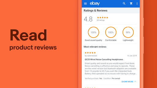 Official eBay Android App screenshot 5