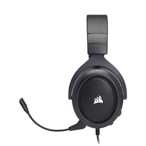 Tai nghe Corsair HS50 Stereo Carbon-5