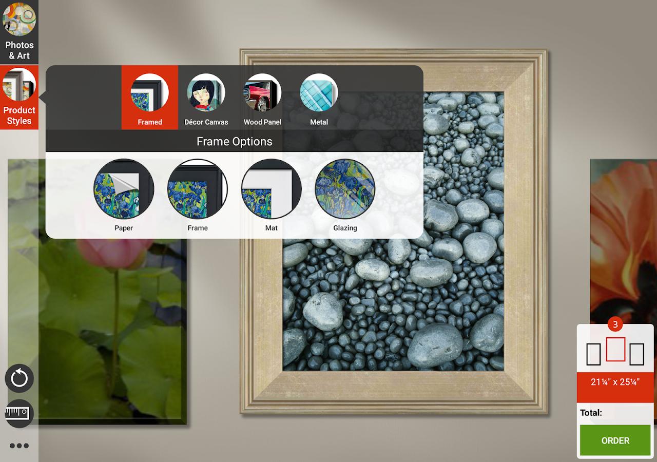 Qowalla wall decor designer android apps on google play qowalla wall decor designer screenshot jeuxipadfo Choice Image