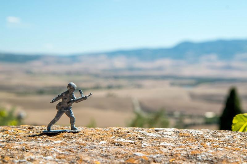 La guerra di Piero di Andrea Calò