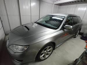 レガシィツーリングワゴン BP5 2006年式 GTのカスタム事例画像 のりのりREACTOさんの2019年03月16日01:37の投稿
