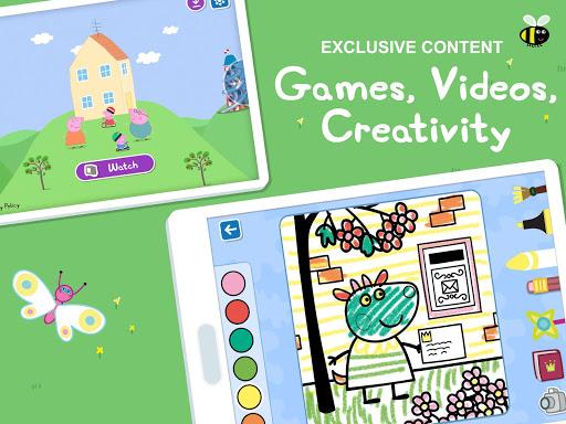 World of Peppa Pig u2013 Kids Learning Games & Videos apkdebit screenshots 8