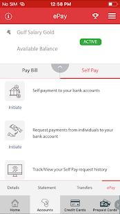 Gulf Bank Mobile Banking