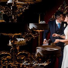 Wedding photographer Ximo González (XimoGonzalez). Photo of 09.10.2017