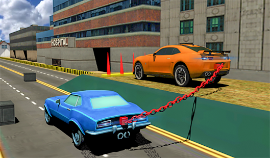 Download Chained Muscle Cars Rivals Impossible Track for Windows Phone apk screenshot 21