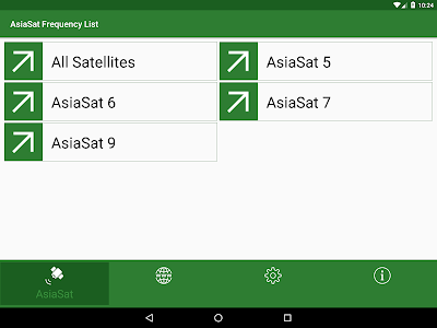 Download AsiaSat Frequency List APK latest version 0 7 6 for