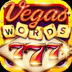 Vegas Downtown Slots - Slot Machines & Word Games Icon