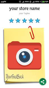 Your Feedback App screenshot