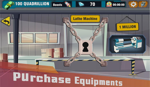 Factory Tycoon : Idle Clicker Game 0.4 screenshots 4