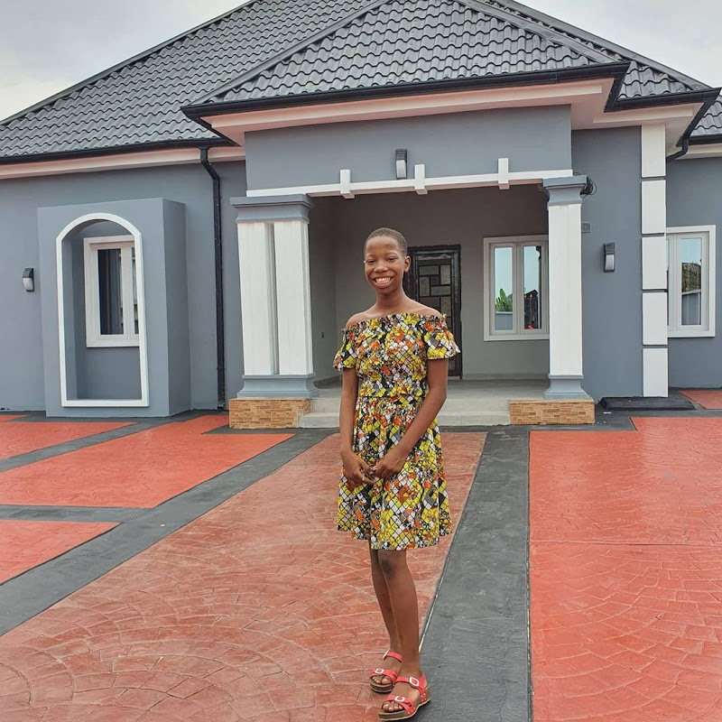 'This is for you,' comedian Emanuella gifts mom a house