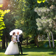 Wedding photographer Olga Evstafeva (oes161). Photo of 31.07.2016