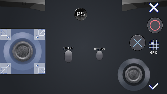 ShockPad: Virtual PS4 Remote Play Dualshock 2