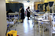 File photo of Tshepong Hospital in North West.