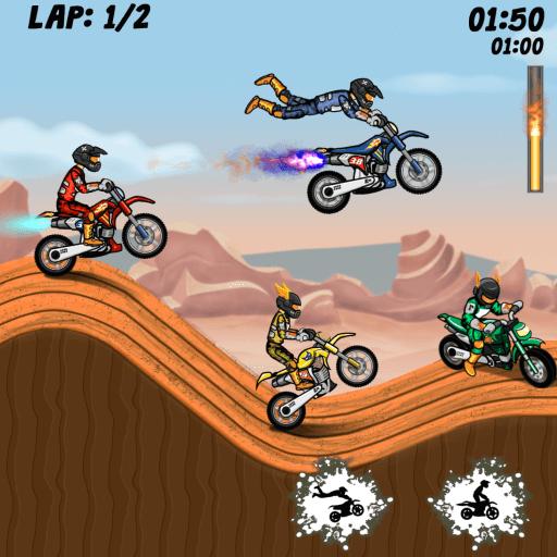 Stunt Extreme – BMX boy