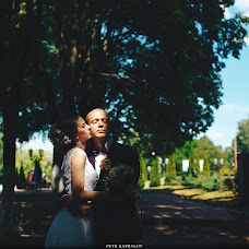 Wedding photographer Petr Kapralov (kapralov). Photo of 18.06.2017