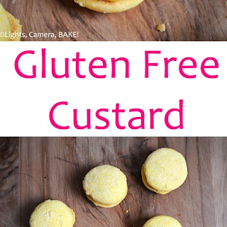 Gluten Free Custard Melting Moments Recipe