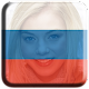 Russian Flag Profile Picture