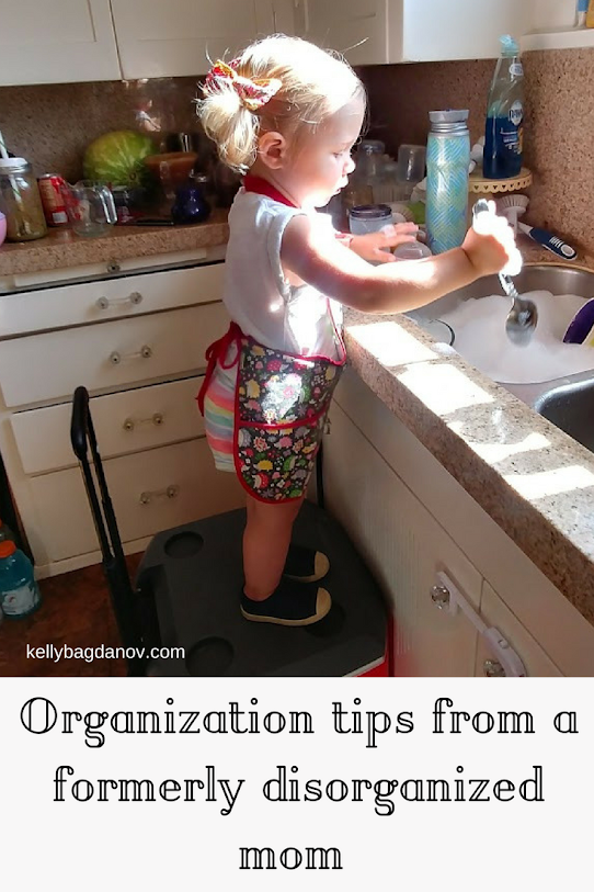 Practical tips when you feel overwhelmed Practical tips for real families to help organize the chaos. #kellybagdanov #homeschool #homeschooling #organization #organizinghomeschool