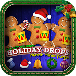 Holiday Drops - Match 3 puzzle Icon