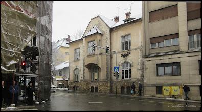 Photo: Cluj-Napoca, Str. Avram Iancu, intersectie cu Str. Republicii  - 2018.01.19