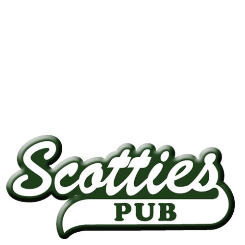 Logo for Scottie's Pub