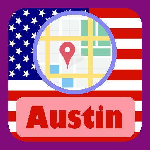 USA Austin City Maps  screenshots 1