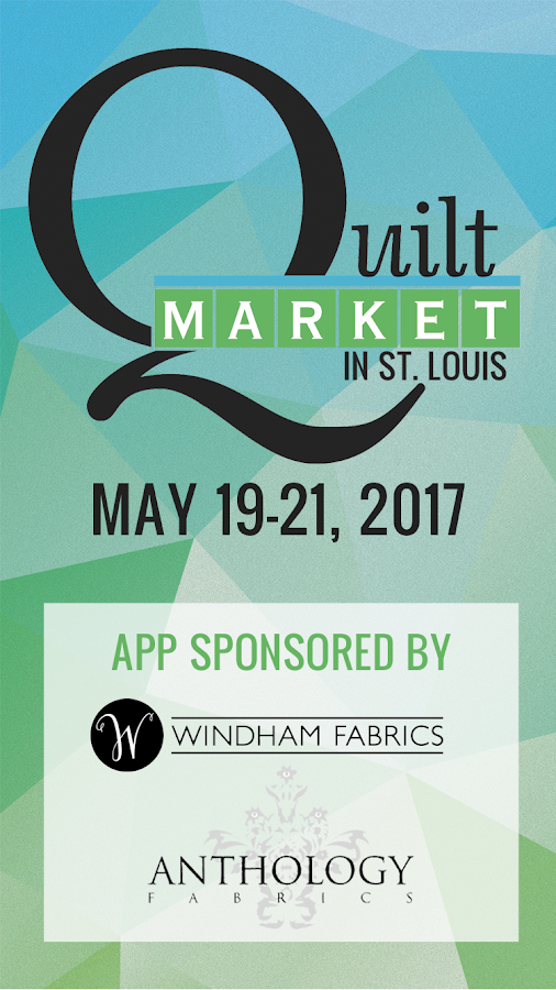 Quilt Market St. Louis 2017- screenshot