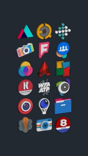 Tigad Pro Icon Pack v1.7.8
