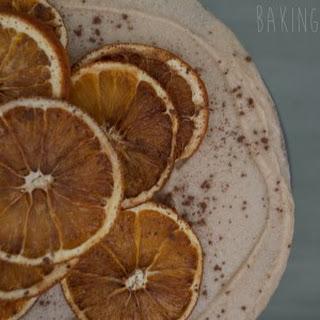 Orange & Cinnamon Cake.