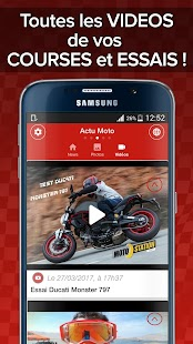 Motors Addict: actu auto moto- screenshot thumbnail
