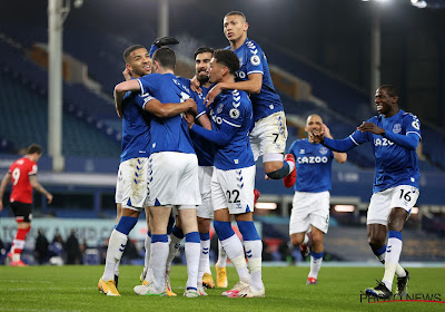 Premier League : Everton l'emporte à domicile