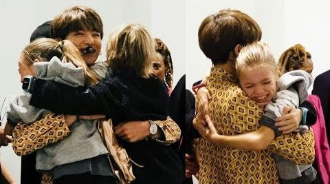 BTS Jungkook and Kids