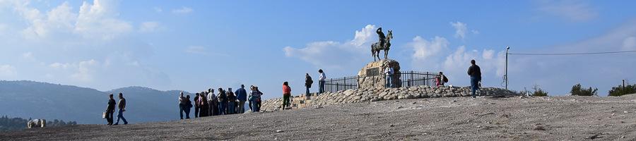 """Экскурсия """"Достопримечательности Кармельских гор"""". Гид в Израиле Светлана Фиалкова"""