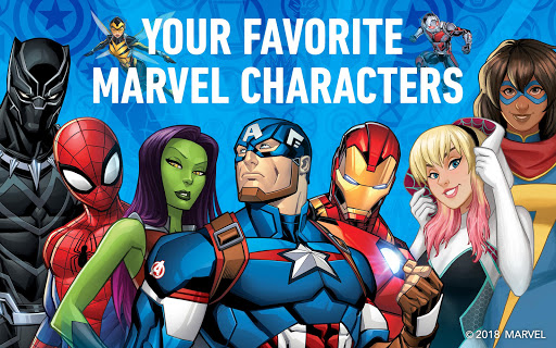 Download Marvel HQ u2013 Games, Trivia, and Quizzes MOD APK 3