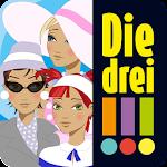 Die drei !!! Tatort Modenschau Icon