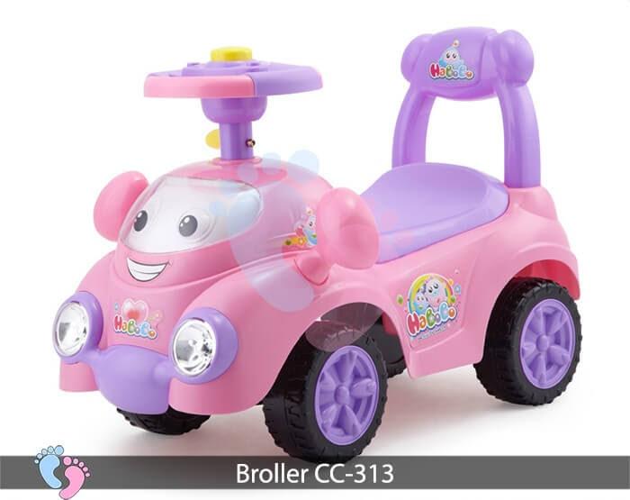 Xe chòi chân oto Broller CC 313 6