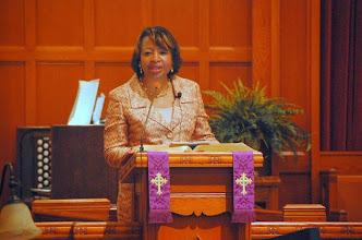 Photo: Rev. Anges Denise Bell