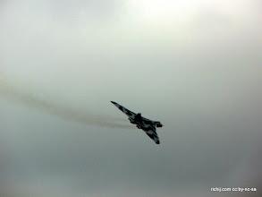 Photo: Vulcan B2 XH558