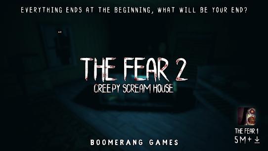 The Fear 2 : Creepy Scream House 1.7.3 MOD (Premium) 9