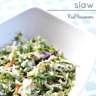 Cirtus Cilantro Slaw Recipe