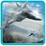 Fly F18 Jet Fighter Airplane Game Attack 3D Free Icon