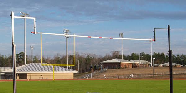 Standard Pole Vault Crossbar