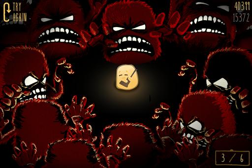 Code Triche Hopeless: La Caverne Noire APK MOD screenshots 2