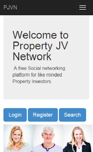 Property JV network