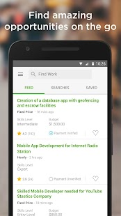 Upwork - Get more done- screenshot thumbnail