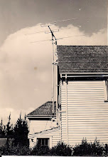 Photo: ZL1AX Antenna from Late 1930s