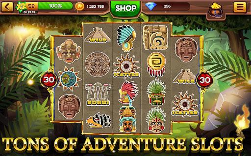 Adventure Slots - Free Offline Casino Journey  screenshots 24
