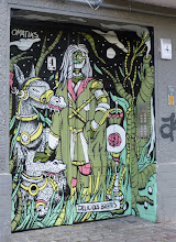 "Photo: Eberswalder Straße 4; OMATIKS ""Delicious Brains"""