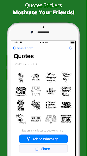 WhatStickers - Stickers hack tool